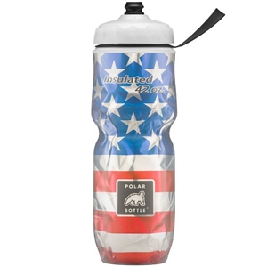 Polar Big 42 oz Star Spangled Insulated Water Bottle