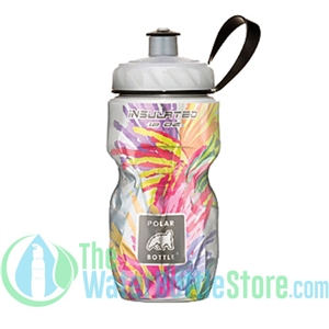 Polar 12 oz Starburst Insulated Water Bottle