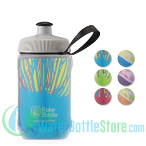 Polar 12 oz Kids Sport Insulated Water Bottle