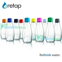 ReTap 17oz Medium Glass Bottle
