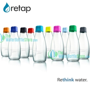 ReTap Small 10oz Glass Bottle