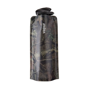 Vapur Wide Mouth .7 Liter 23oz Mossy Oak Collapsible Reusable Water Bottle