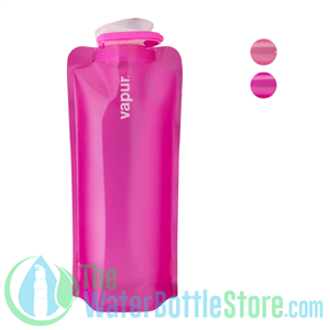Vapur Solid 1 Liter Collapsible Reusable Water Bottle