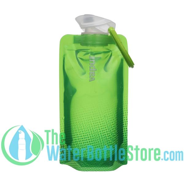 environ 453.58 g Pack 3 Vapur 16 oz L/'Anti-Bouteille bisphenol A Free Pliable Réutilisable Eau Easy Clean