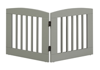 Ruffluv 2 Panel Pet Gate