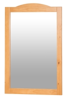 Essentials Dresser Mirror - Natural Finish