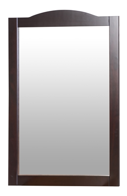 Essentials Dresser Mirror - Cappuccino Finish