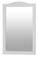 Essentials Dresser Mirror - White Finish