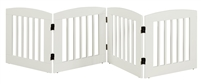Ruffluv 4 Panel Pet Gate