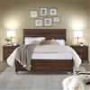 Baja Platform Queen Bed