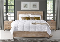 Baja Platform King Bed