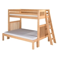 Camaflexi Twin over Full Bunk Bed