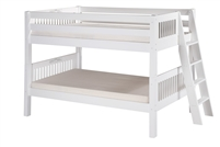 Camaflexi Low Bunk Bed Lateral Angle Ladder
