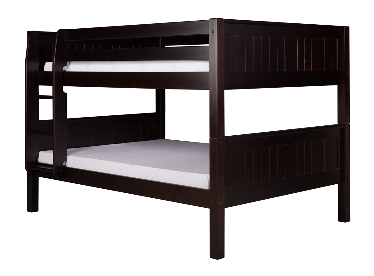 Camaflexi Full Over Low Bunk Bed With Trundle Larger Photo