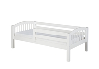 Camaflexi Day Bed with Front Guard Rail