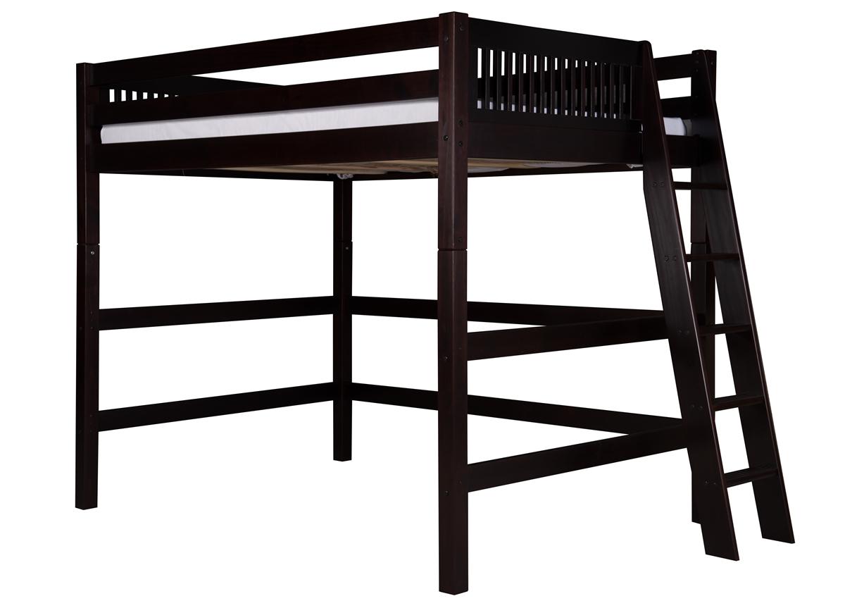Camaflexi Full High Loft Bed Larger Photo