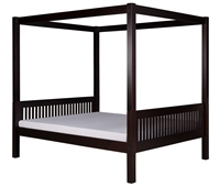 Camaflexi Full Canopy Bed