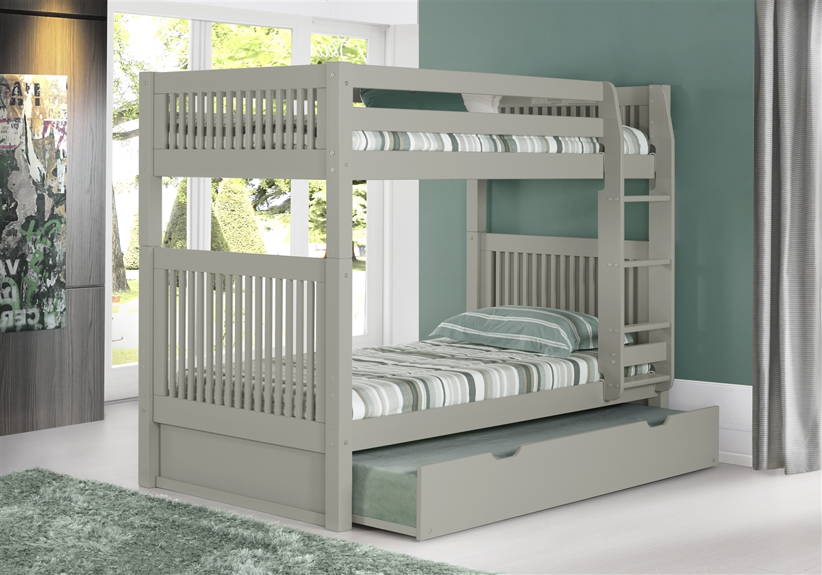 Twin Bunk With Trundle Off 52 Online Shopping Site For Fashion Lifestyle