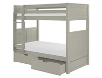 Camaflexi Bunk Bed with Drawers