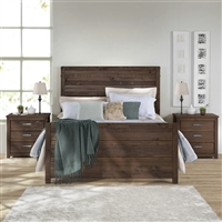 Carmel King Size Bed