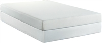 "Chiro-pedic Luxury 7"" Memory Foam Twin Mattress for Kids"
