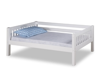 Expanditure Day Bed - Mission Style - White