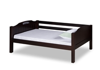 Expanditure Day Bed - Panel Style - Cappuccino