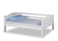 Expanditure Day Bed - Panel Style - White