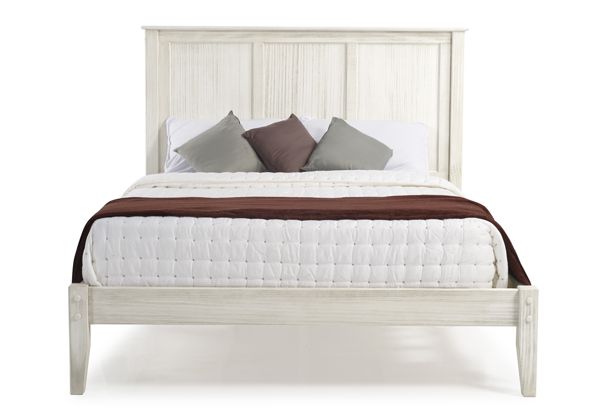 farmhouse ana full projects bed diy white size mattress