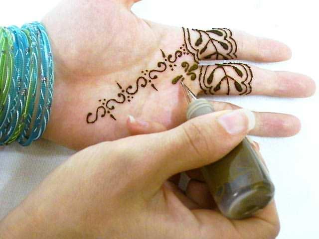 Mehndi Henna Kit Review : Jacquard henna applicators jac jaq bottles for tattoos