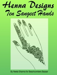 10 Sangeet Henna Hands by Neeta Sharma