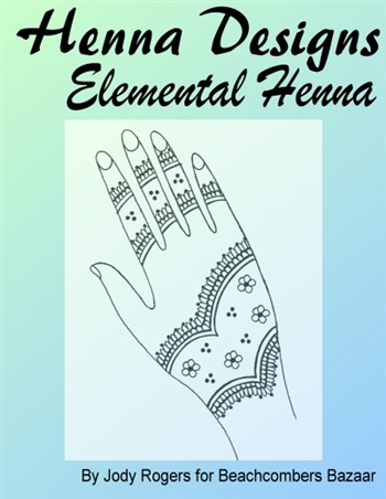 Henna design specifically for new henna artists.