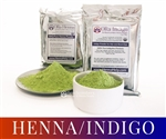 Combo Pack Henna/INDIGO: for Browns, Reds, and Black Hair Colors