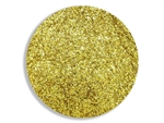 Yellow gold super fine cosmetic grade body glitter for henna paste.
