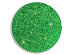 Lily pad grass green super fine cosmetic grade body glitter for henna paste.
