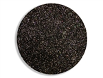 Metallic black sparkle super fine cosmetic grade body glitter for henna paste.
