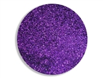 Purple velvet super fine cosmetic grade body glitter for henna paste.