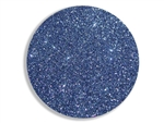 Sapphire Blue sparkle super fine cosmetic grade body glitter for henna paste.