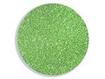 Lime green super fine cosmetic grade body glitter for henna paste.