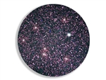 Black Plum super fine cosmetic grade body glitter for henna paste.