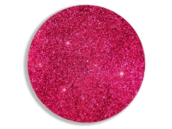 Fierce magenta pink super fine cosmetic grade body glitter for henna paste.