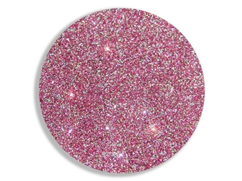 Princess pink sparkle super fine cosmetic grade body glitter for henna paste.