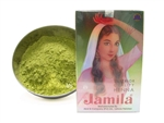 Fresh BAQ Jamila henna powder for dark staining henna paste. Professional quality Jamila henna powder is stored properly frozen to give you the freshest henna powder available.