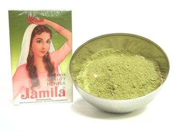Substitute BAQ Jamila henna powder for the standard ORa organic Rajasthani henna powder in this henna kit for no extra charge.