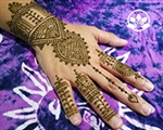 Learn how the basic anatomy of henna designs so you can create your own mehndi.