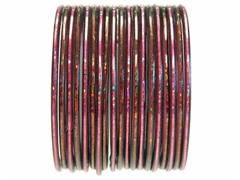 Super Sparkly Glass Bangles