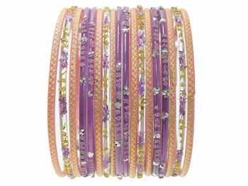 Classic Indian Glass Bangles