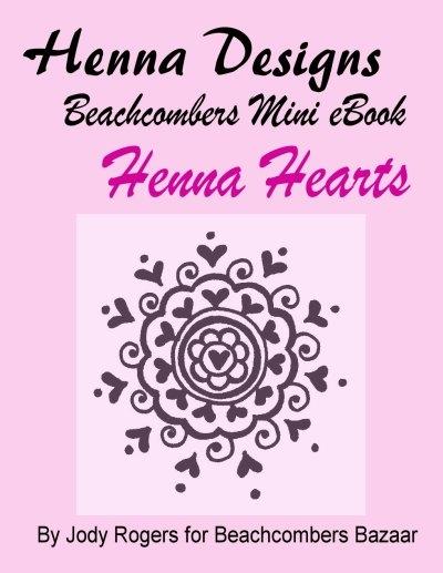 Mini Design Ebook Henna Hearts Easy Festival Mehndi Designs Ebook 13 Designs