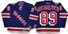 Reebok Premier NHL 90th Anniv New York Rangers #89 Pavel Buchnevich Home Blue Jersey