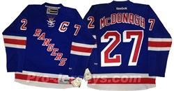 new concept e1c4f d8392 Reebok Premier NHL 2016-17 New York Rangers #27 Ryan ...